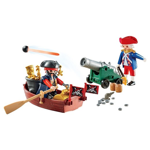 méchant pirate playmobil
